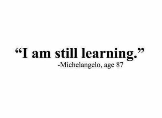 stilllearning